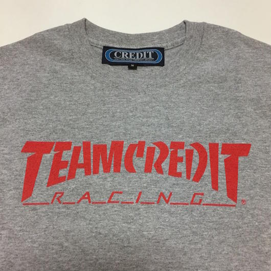 TEAM CREDIT RACING・Gray