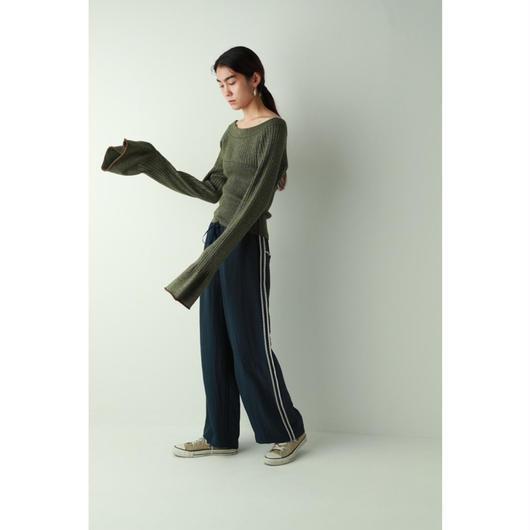 STRIPE PIPING PANTS(PA2013)