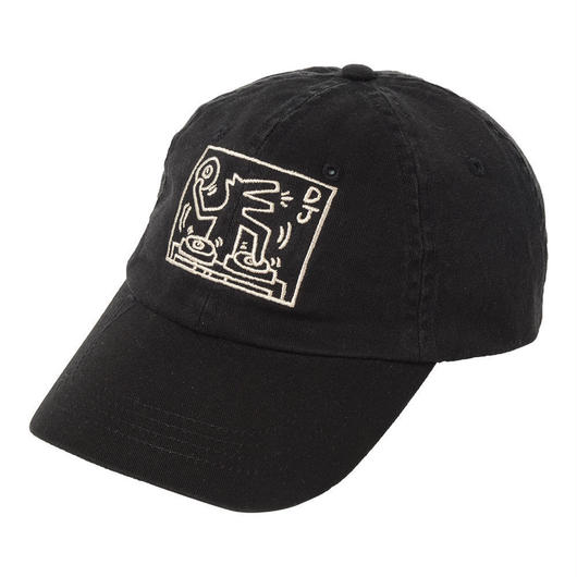 POP SHOP Keith Haring Baseball Cap (DJ Dog)【KH-011】