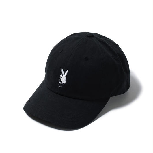 SNOW BUNNY CAP : JEROEN (BLACK)【CC17AW-011】