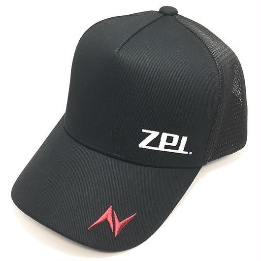 ベースボールキャップ ZPI&Zマーク ブラック