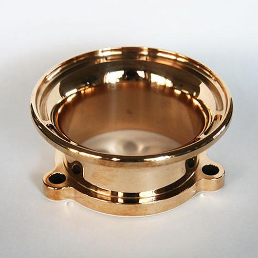 ZON ベロシティファンネル 真鍮 ブラス製