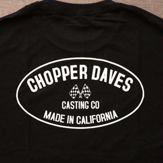 CHOPPER DAVE'S(チョッパーデイブ)TシャツBタイプ