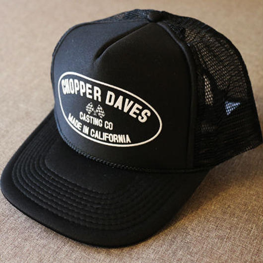 CHOPPER DAVE'S(チョッパーデイブ)キャップ