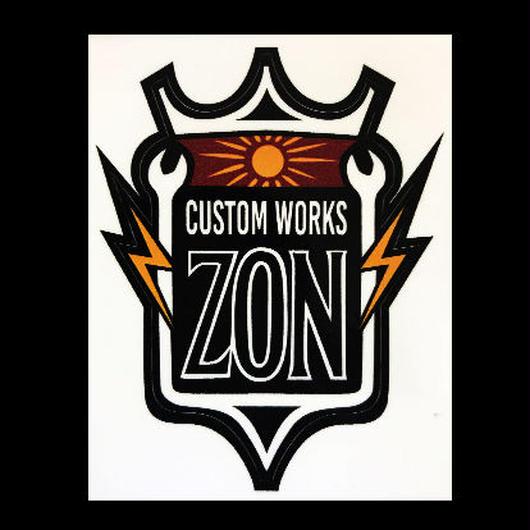 ZON ステッカー