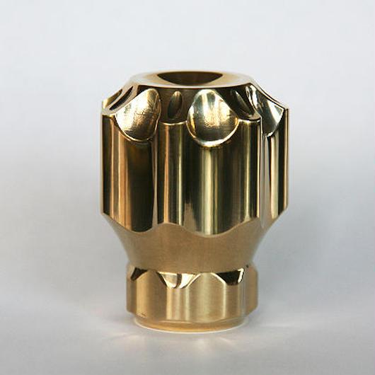 ZON ジョッキーシフトレバーノブ type-A 真鍮