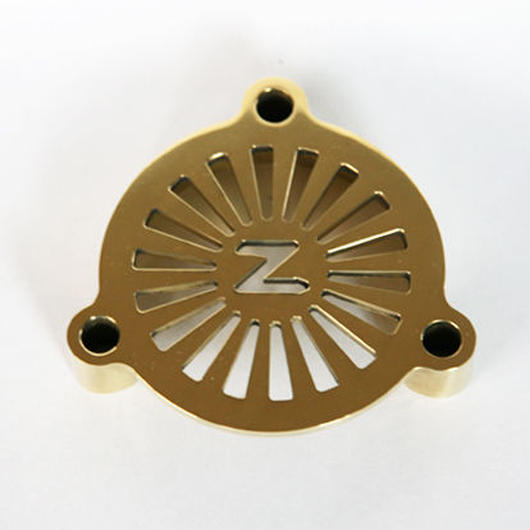 ZON Air cleaner cover/brass