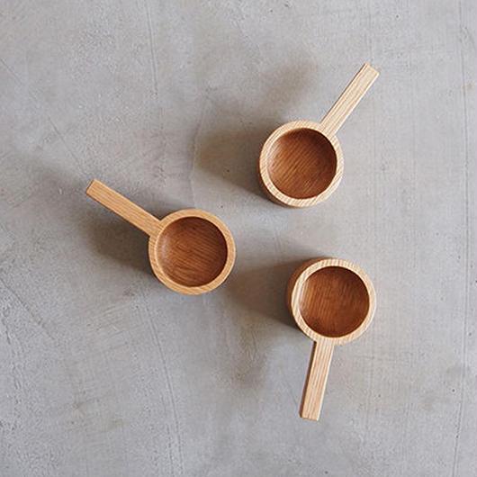 加賀雅之 コーヒーメジャースプーン KA-06 オーク