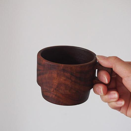 たま木工 マグカップ/相思樹 TAM-05