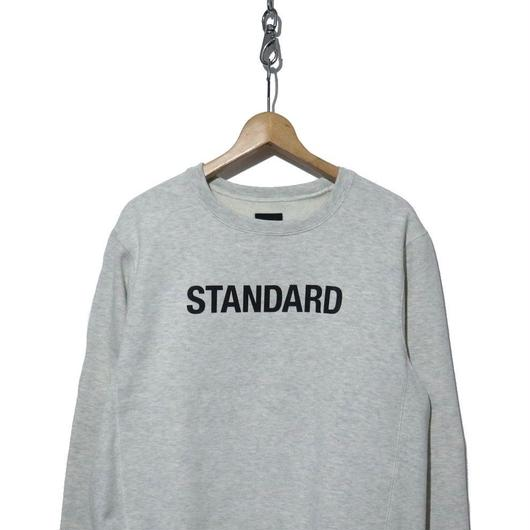 "新品未使用品 THE NORTH FACE ""STANDARD"" SWEAT オートミール"