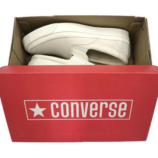 新品 国内未入荷 Converse スリッポン オフホワイト CT70 24.5cm