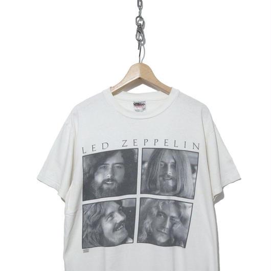 90's LED ZEPPELIN 両面プリント Tシャツ ONEITAボディ USA製