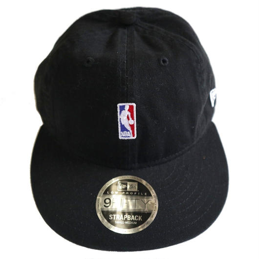 新品 国内未入荷 NEWERA NBA Small Logo Strapback 6-Panel CAP