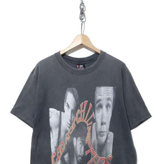 90's コピーライト入り RED HOT CHILI PEPPERS 両面プリント Tシャツ