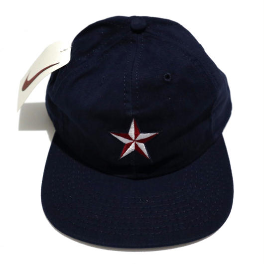 "90's ""タグ付きDead"" NIKE US NATIONAL TEAM CAP"