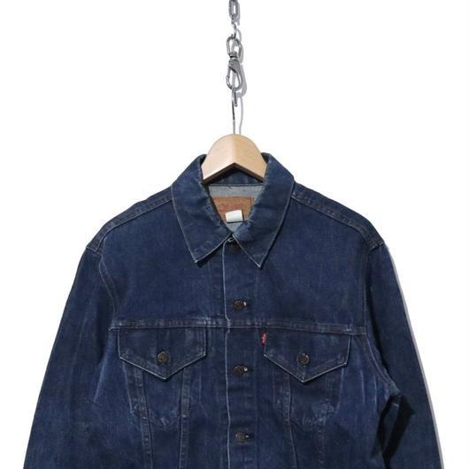 "70's Levi's 70505 ""e"" 濃紺 Denim Jacket Gジャン 42 USA製"