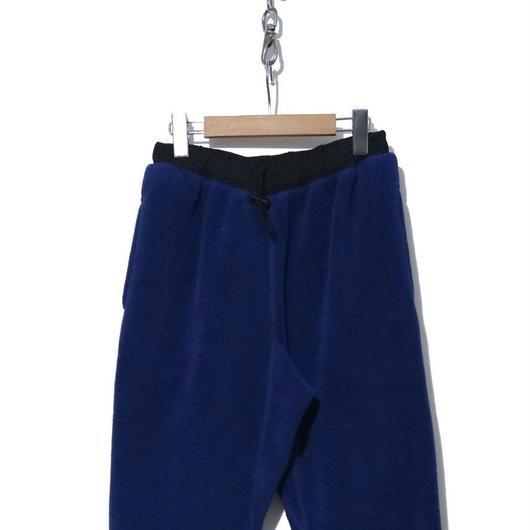 90's REI フリース パンツ BLUE USA製