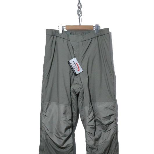 "新品未使用品 ECWCS GENⅢ Level7 PRIMA LOFT ""Trousers"" M-R"