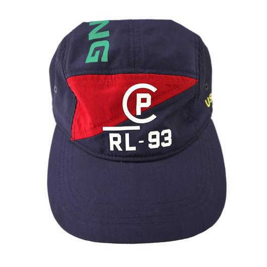 "新品同様 POLO Ralph Lauren ""RL-93"" SAILING CAP NAVY"