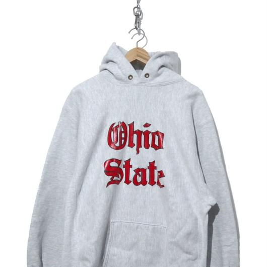 "90's CHAMPION REVERSE WEAVE PARKA  ""Ohio State"" XXLサイズ USA製"