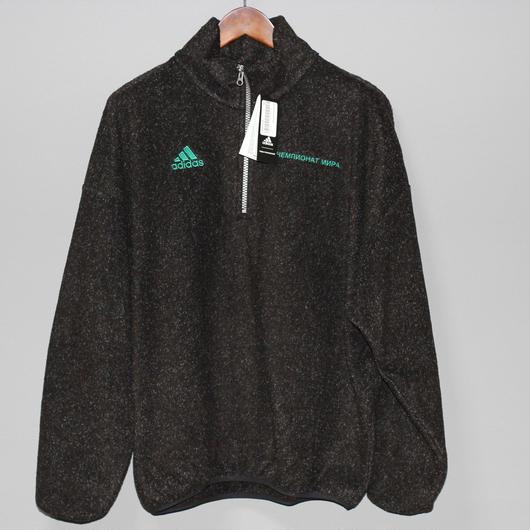Gosha rubchinskiy x adidas / Over sized Fleece top