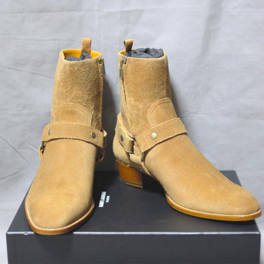 SS16 SAINT LAURENT PARIS / Classic Wyatt boots