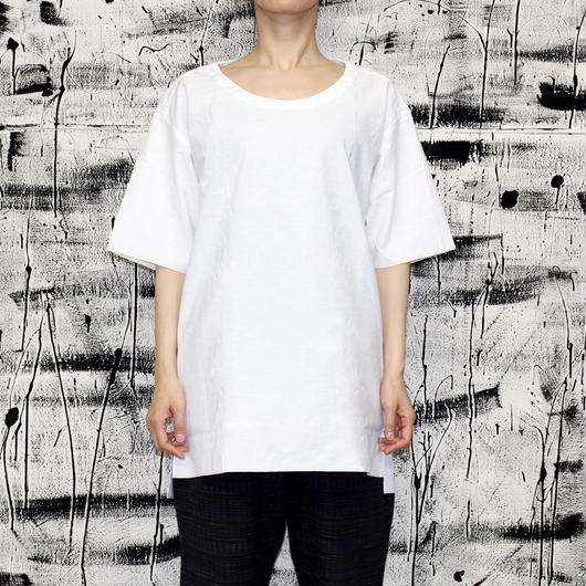 the Bang by the Sakaki / 襦袢 U S/S / WHITE