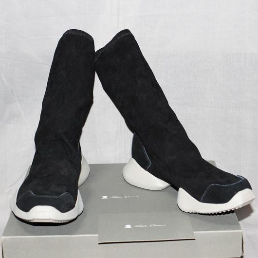 Rick owens / x Adidas Sock tech runner