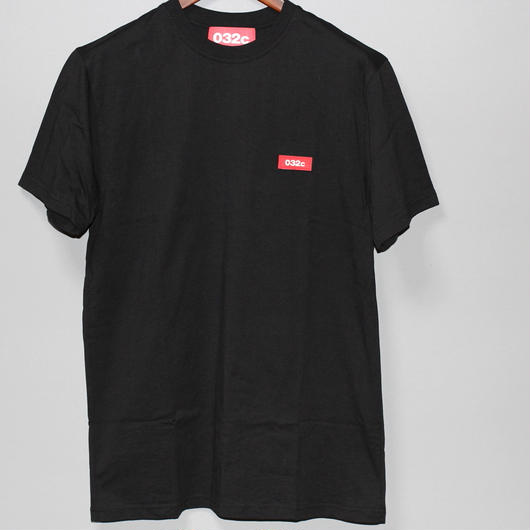 032C /  Rubber box logo Power T-shirt