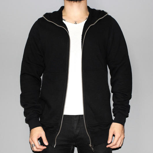 DRKSHDW by Rick owens / Full zip up hoodie