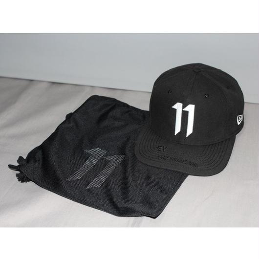 11 by BORIS BIDJAN SABERI / 11 Logo baseball cap