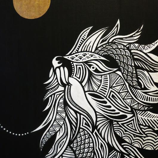AYUMI MIYAKAWA / 獅子 A Lion 2015