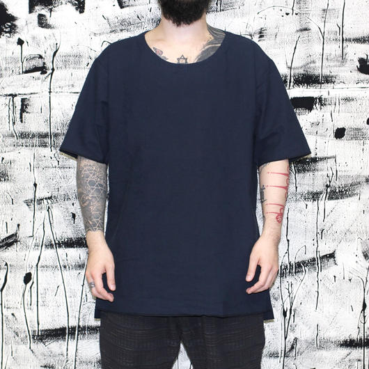 the Bang by the Sakaki / 襦袢 U S/S  / NAVY