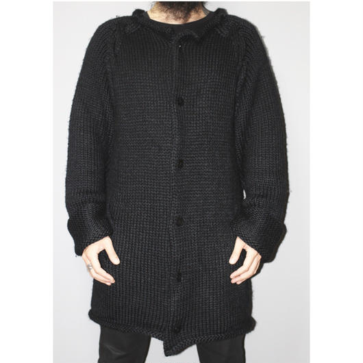 Yohji yamamoto pour homme (ARCHIVE) / FW99 Knit coat