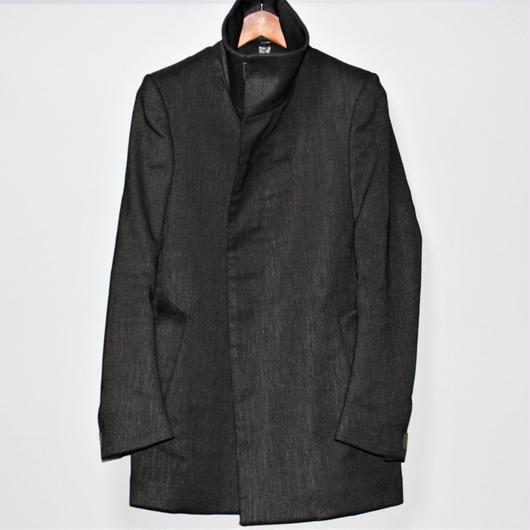 CAROL CHRISTIAN POELL /  BACK RAGLAN COAT (Short)