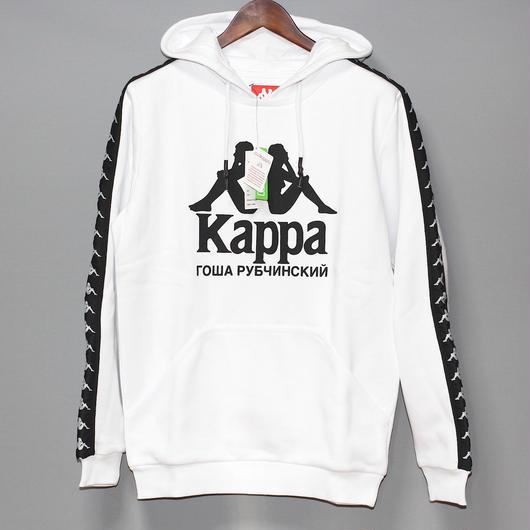 gosha rubchinkiy / x Kappa hoodie