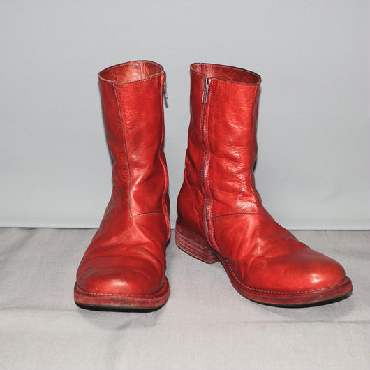 A DICIANNOVEVENTITRE (A1923) / ST9 side zip boots