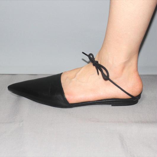 ANN DEMEULEMEESTER / Flat sandals