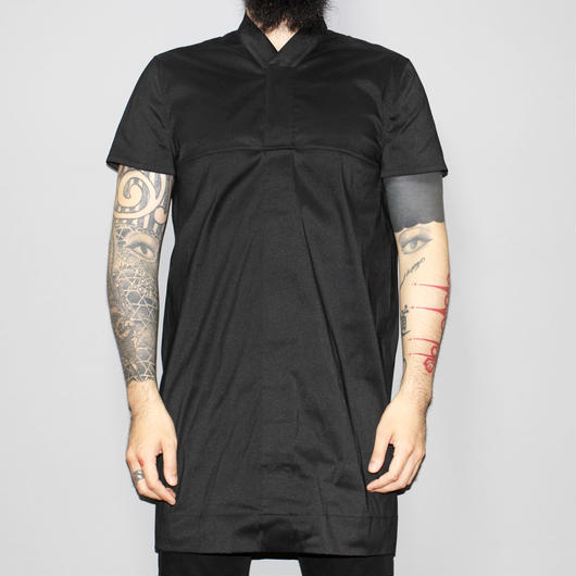 Rick owens / SS16 / CYCLOPS FAUN SHORT SLEEVE SHIRT