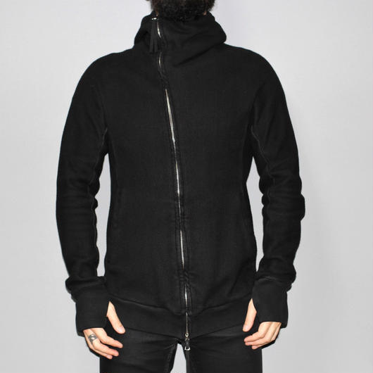 BORIS BIDJAN SABERI / ZIPPER 2 NINJYA ZIP HOODED JACKET