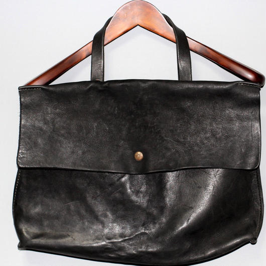 GUIDI / MR11 Horse leather bag