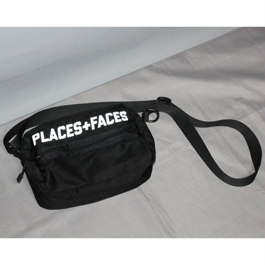 PLACES + FACES / Shoulder bag