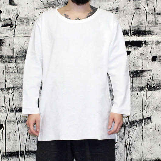 the Bang by the Sakaki / 襦袢 U L/S / WHITE