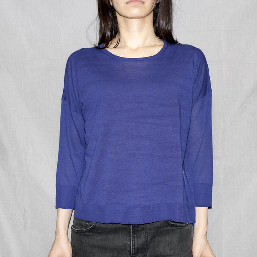 ACNE STUDIOS /  Dolman sleeves knit