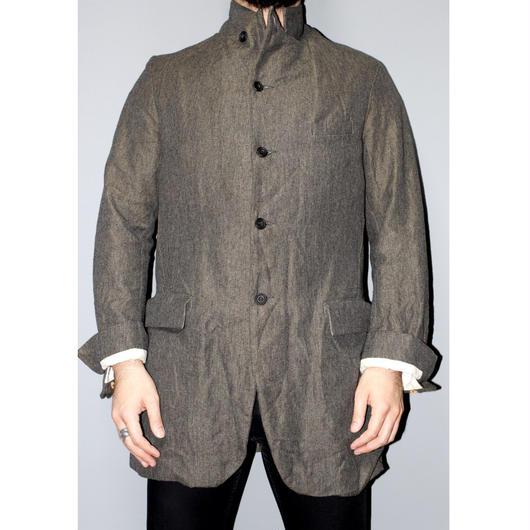 Paul harnden shoe makers / Wool x Linen Long blazer