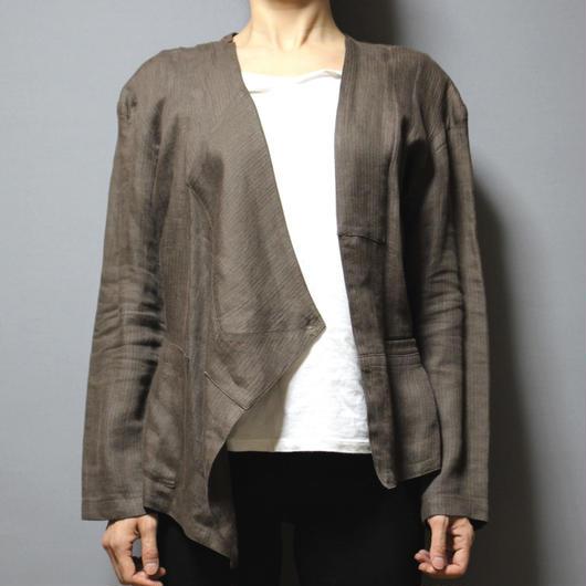 80's Yohji yamamoto / Line kimono jacket