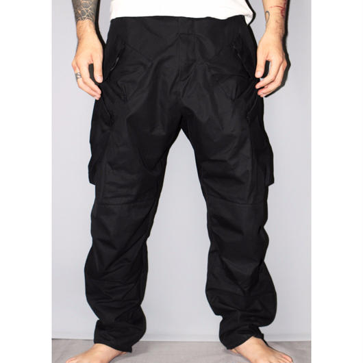 ACRONYM / P24A-S HD GABARDINE ARTICULATED BDU TROUSER