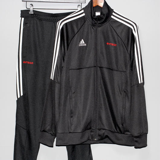 Gosha Rubchinskiy x adidas / 17AW Track jersey Jacket and pants