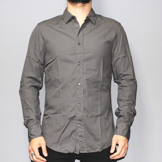 Maison Margiela 10  / Garment dyed slim fit cotton shirt