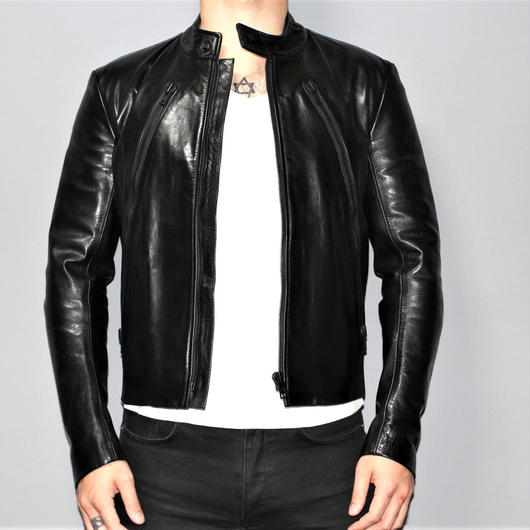 Maison Margiela 14 / Limited for Barneys new york leather riders jacket
